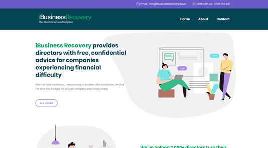 ibusiness-recovery-screen]